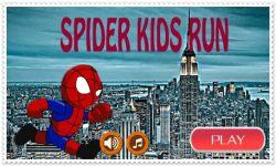 Spider Kids Run screenshot 1/6