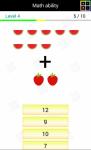 Math ability screenshot 3/6