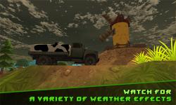 Off-Road MilkTanker: Simulator screenshot 1/3