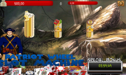 Patriot Wheel Slot Machine screenshot 2/4
