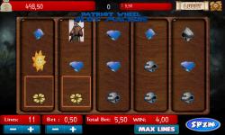 Patriot Wheel Slot Machine screenshot 4/4