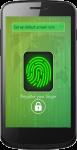 Fingerprint lock screen prank screenshot 1/5