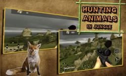 Hunting Animals Jungle screenshot 2/6