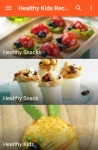Healthy Kid Recipes screenshot 3/6