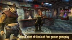 Oddworld Strangers Wrath opened screenshot 1/5