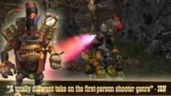 Oddworld Strangers Wrath opened screenshot 3/5