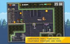 Devious Dungeon 2 entire spectrum screenshot 2/5