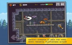 Devious Dungeon 2 entire spectrum screenshot 4/5