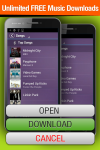 Music Downloader  Free screenshot 1/2