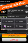 Music Downloader  Free screenshot 2/2