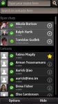 imo beta for symbian screenshot 2/6
