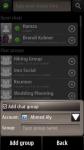 imo beta for symbian screenshot 4/6