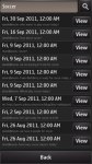imo beta for symbian screenshot 5/6