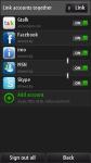 imo beta for symbian screenshot 6/6