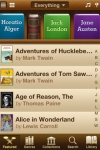 Free Books - 23,469 classics for less than a cup of coffee. screenshot 1/1