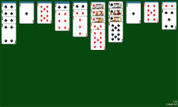 Free Spider Solitaire screenshot 2/5
