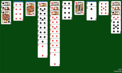 Free Spider Solitaire screenshot 4/5