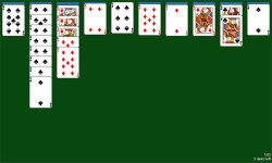 Free Spider Solitaire screenshot 5/5