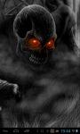 Skull lightning eyes lwp screenshot 2/4