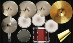 DrumSet App screenshot 2/2