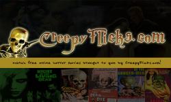 Creepy Flicks Horror Movies screenshot 1/4