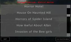 Creepy Flicks Horror Movies screenshot 3/4