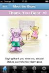 Nice Bear Naughty Bear Reward chart for children screenshot 5/6