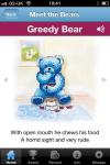 Nice Bear Naughty Bear Reward chart for children screenshot 6/6