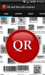 QR and Bar code scanner for Android screenshot 1/6