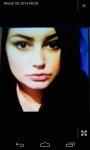 Selfie Gallery portrait photo screenshot 3/4
