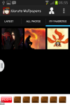Naruto Wallpapers HD screenshot 6/6