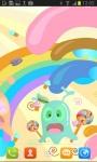 Colorful Jelly Land Cartoon Live Wallpaper screenshot 2/3