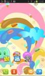 Colorful Jelly Land Cartoon Live Wallpaper screenshot 3/3
