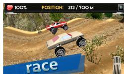 Up Hill Monster Car Racing screenshot 4/4