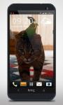Parrot and Cat Friends LiveWP screenshot 5/6