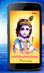 30 Top Lord Krishna Songs screenshot 1/6
