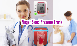 Finger Blood Pressure Free screenshot 1/5