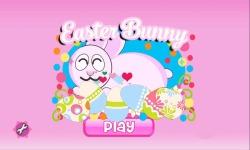 Easter Bunny - Rabbit Hunting Egg Cute Game 4 Kids screenshot 1/5
