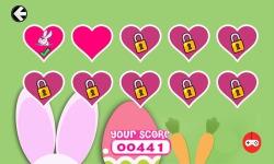 Easter Bunny - Rabbit Hunting Egg Cute Game 4 Kids screenshot 2/5