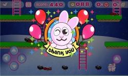 Easter Bunny - Rabbit Hunting Egg Cute Game 4 Kids screenshot 5/5