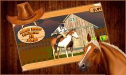 Horse riding simulator 3d 2016 screenshot 1/5