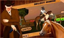 Horse riding simulator 3d 2016 screenshot 2/5