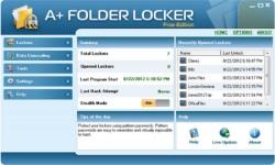 FileLockor screenshot 2/3