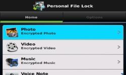 FileLockor screenshot 3/3