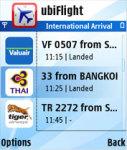 Flight Info in Indonesia with ubiFlight screenshot 1/1