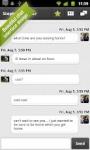 FriendCaster Chat for Facebook screenshot 3/5