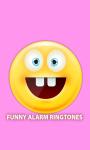 Funny Alarm Ringtones app screenshot 1/4