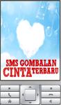 SMS Gombalan Cinta Terbaru screenshot 1/2