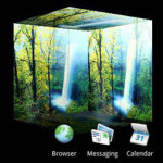 Waterfall Lite screenshot 2/4