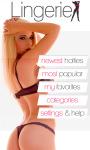 Hot Lingerie Model Pics Nude screenshot 1/3